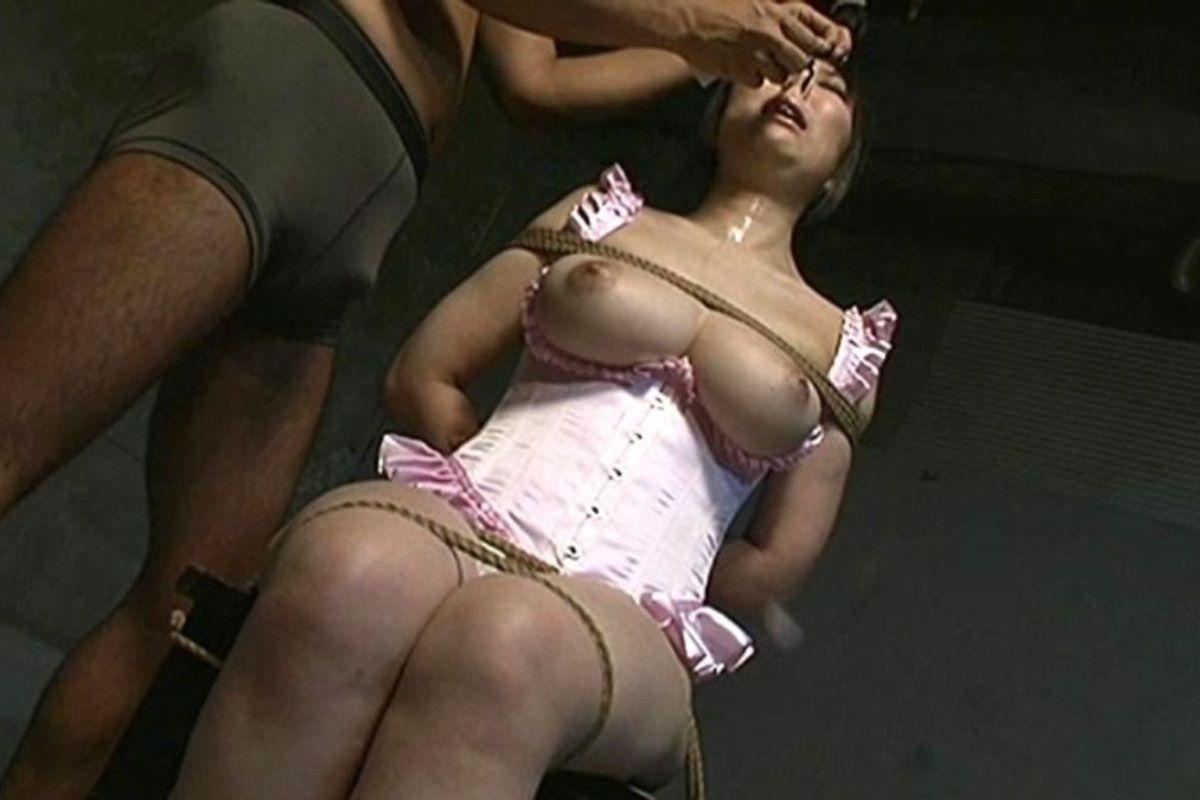 鼻フック SM画像 111
