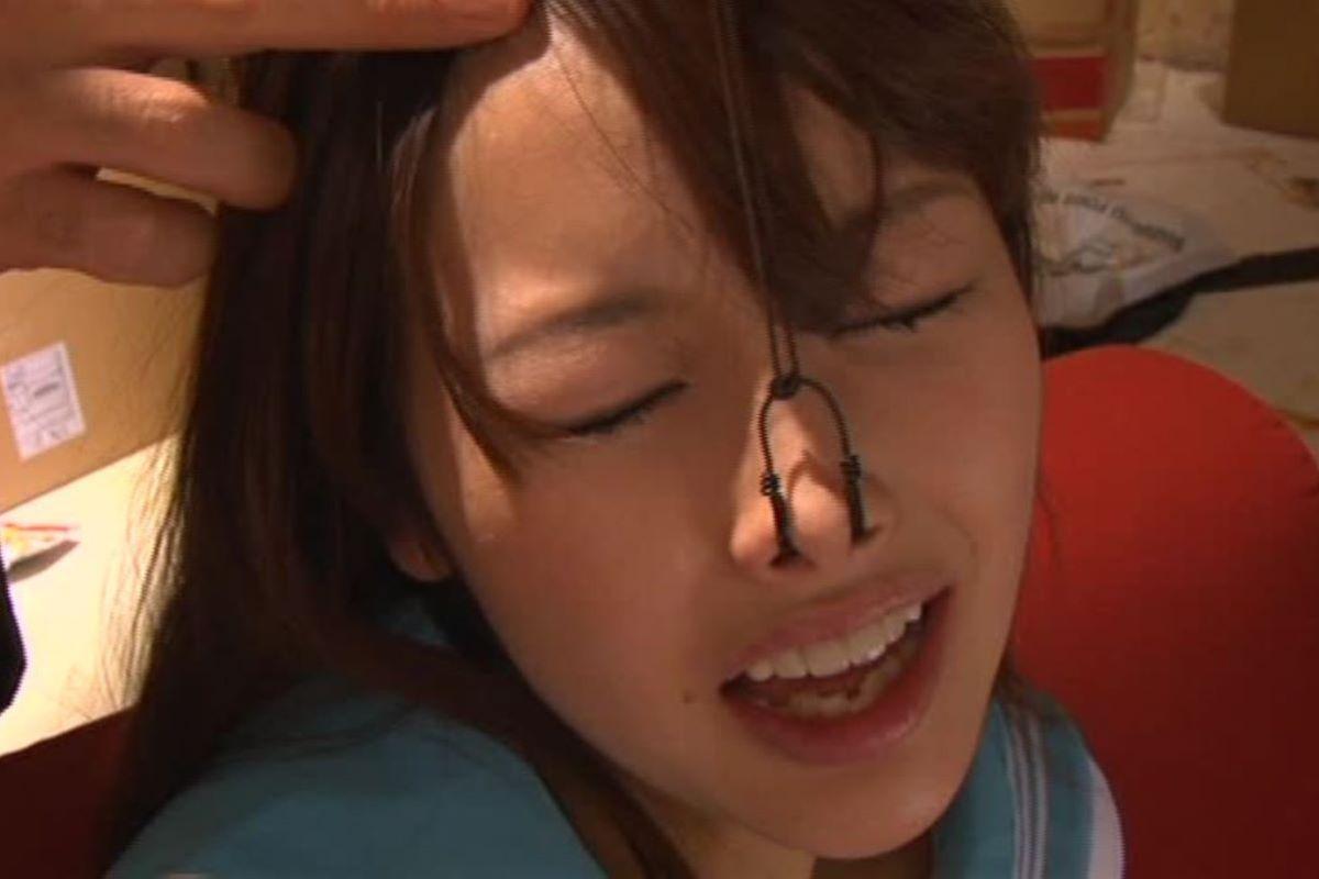 鼻フック SM画像 144