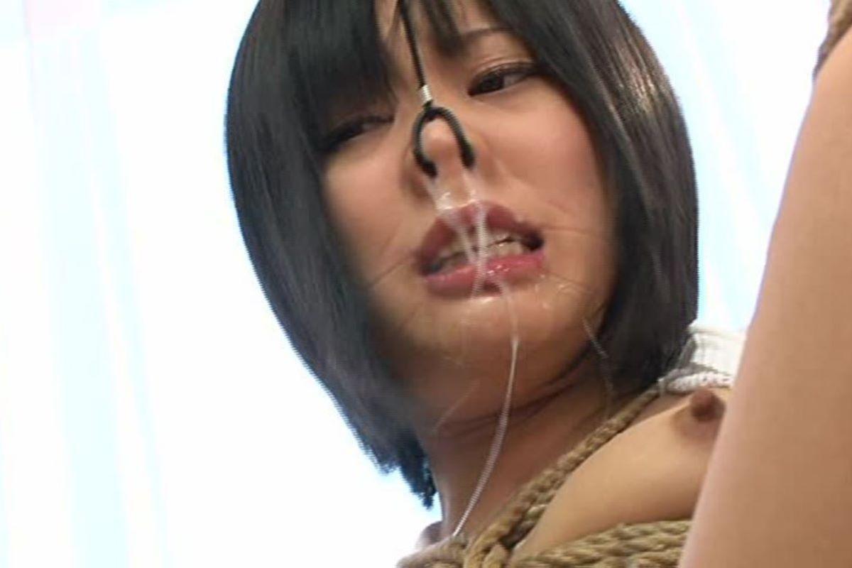 鼻フック SM画像 158