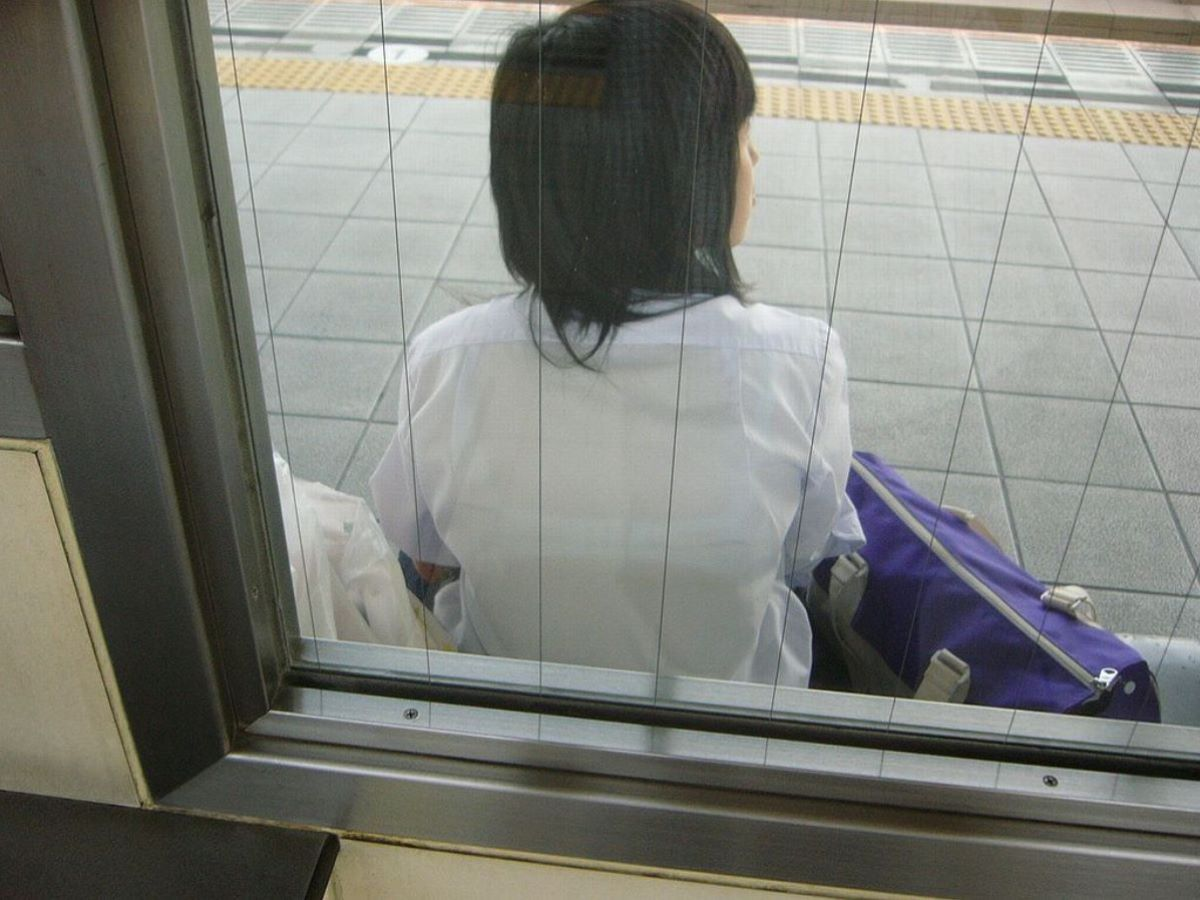JK 透けブラ画像 85