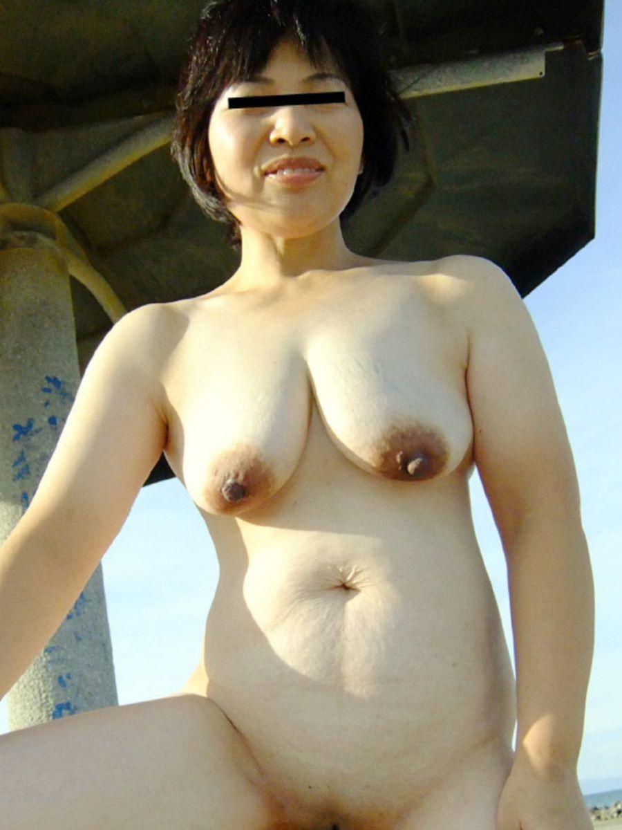 素人 熟女 おっぱい画像 73