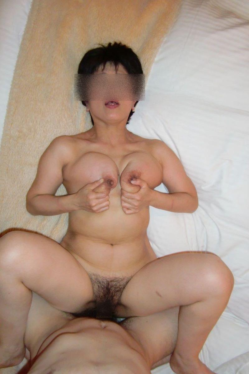 熟女 ハメ撮り画像 8