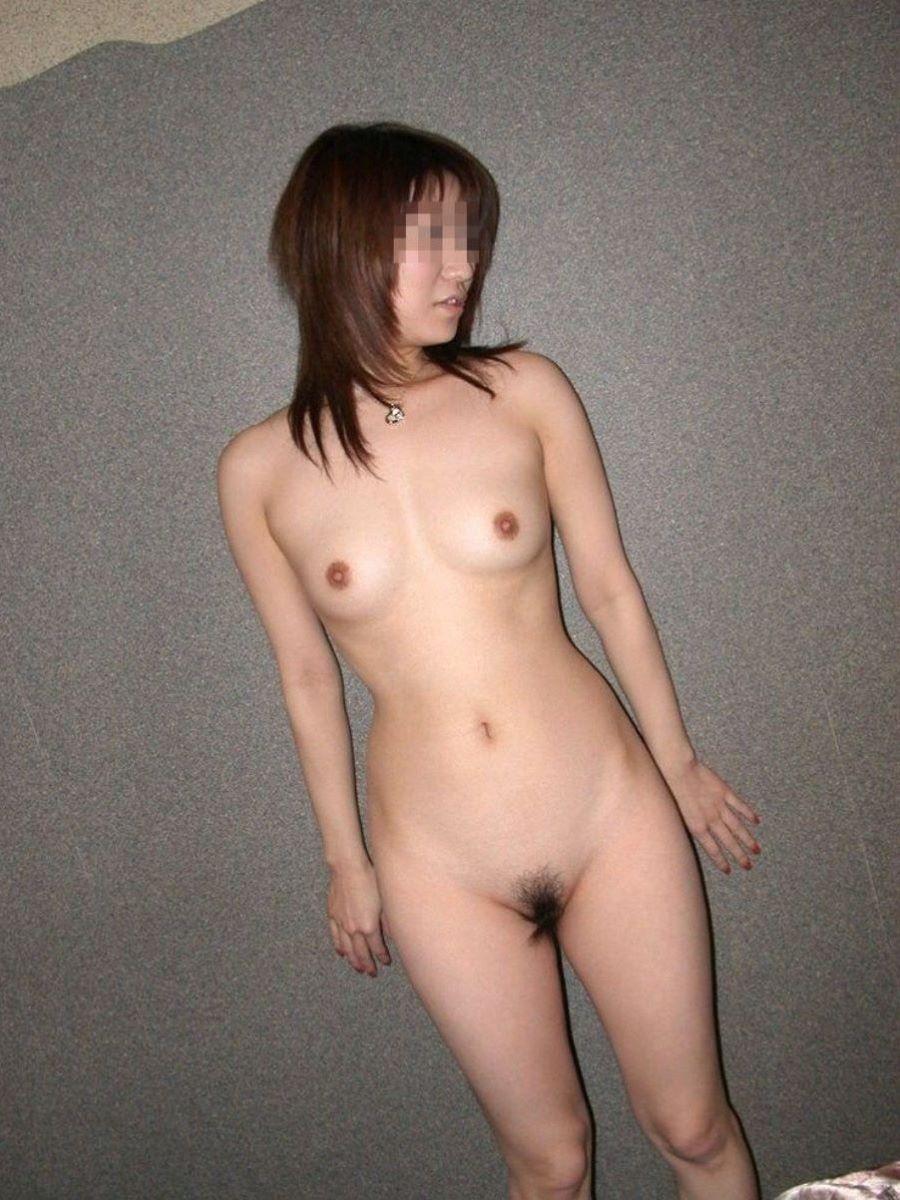 彼女 プライベートヌード画像 46