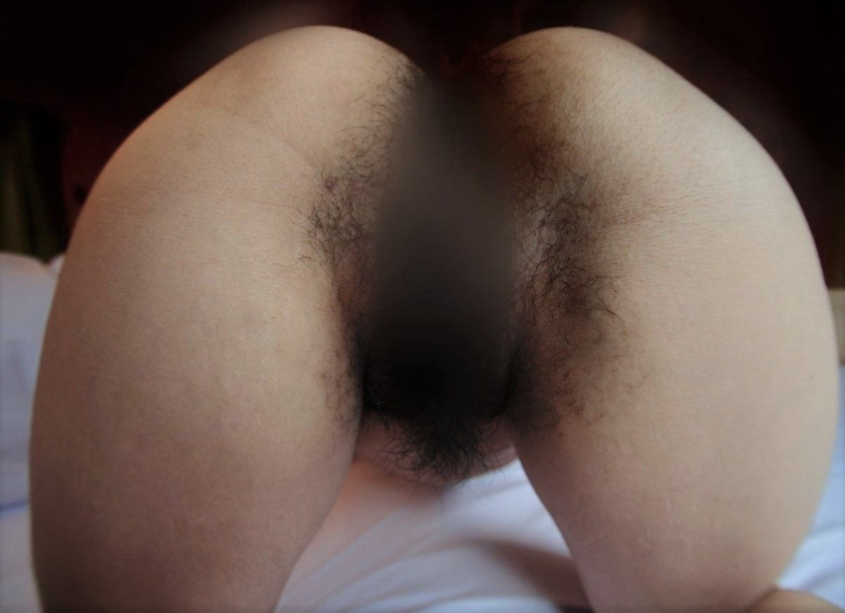 マン毛 剛毛 まんこ画像 36