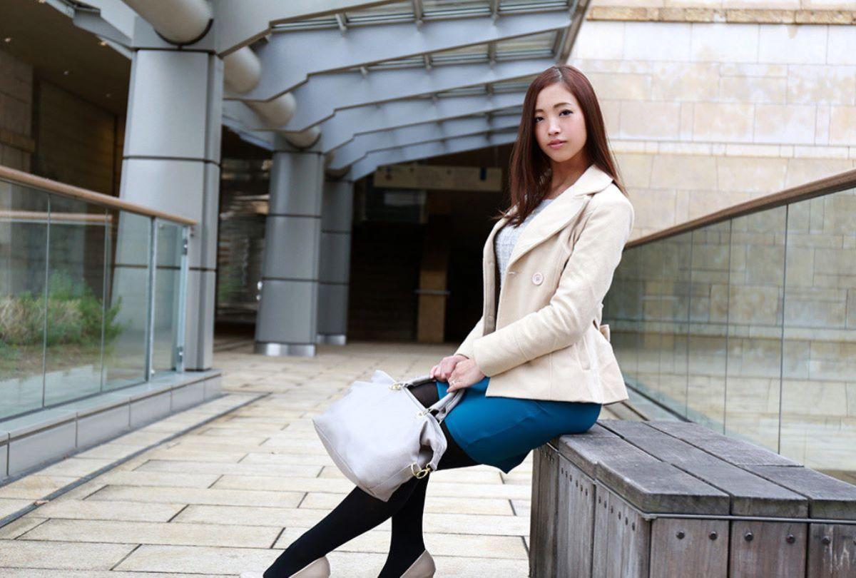 有森涼(飯田紀香) 人妻ハメ撮り画像 4