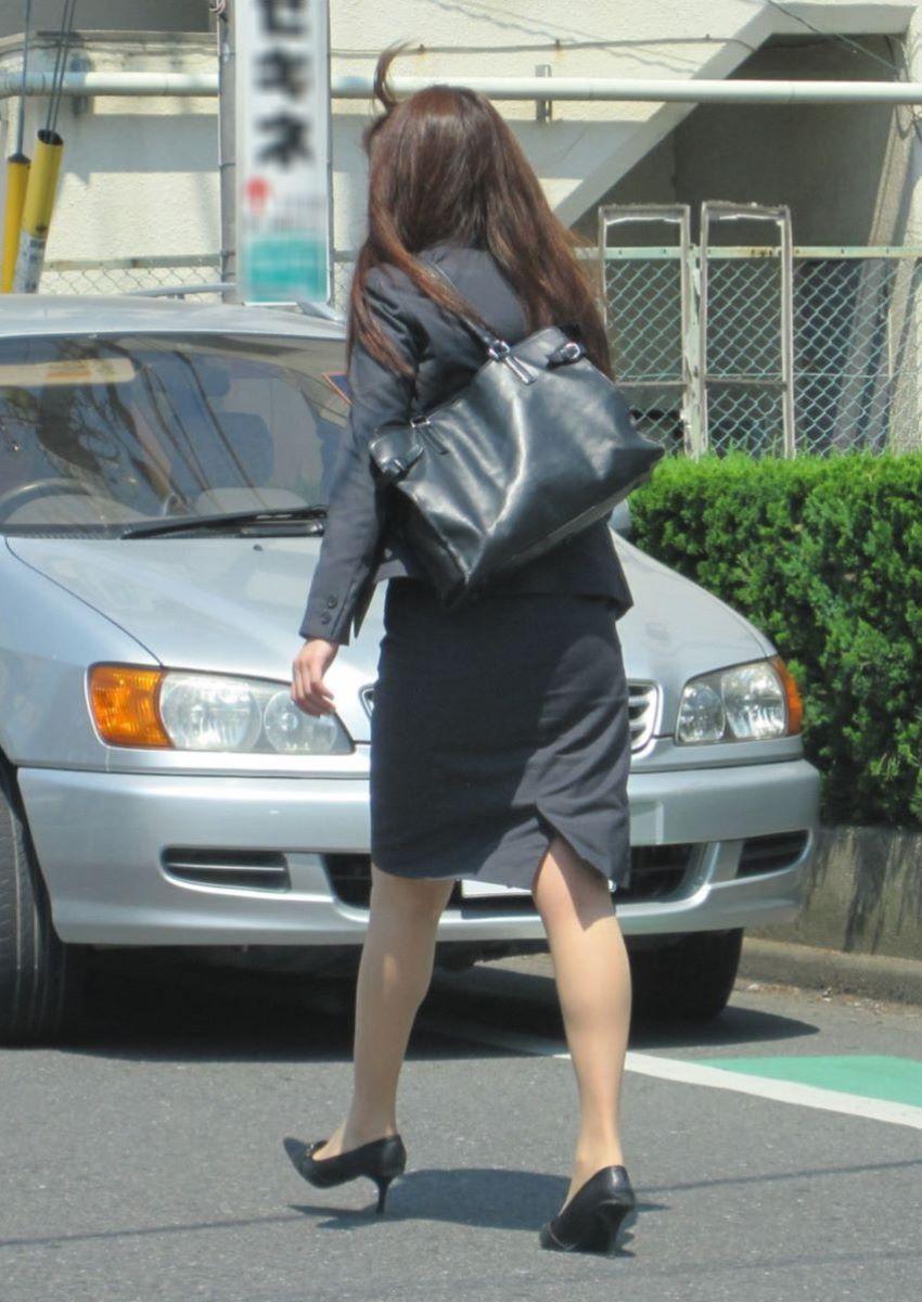 街撮り 素人OL画像 4