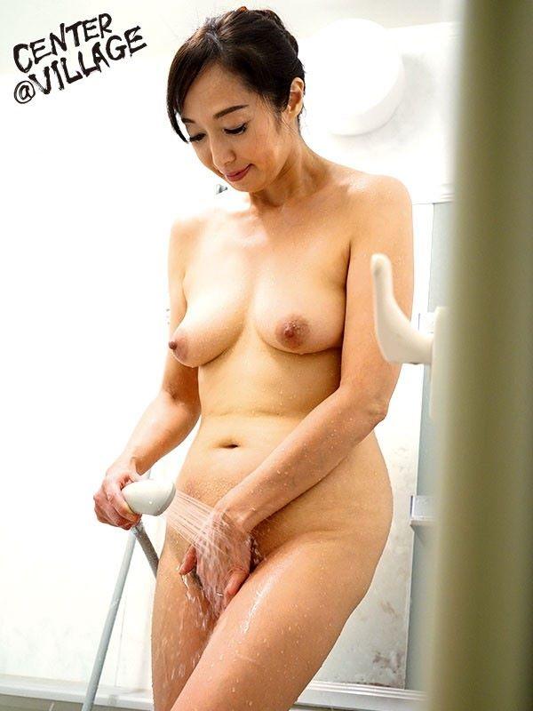 音羽文子 五十路妻 セックス画像 6