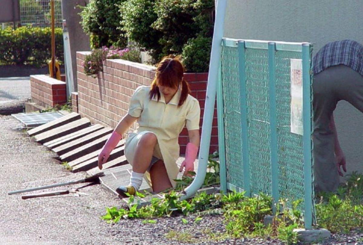 街撮り 素人ナース画像 37