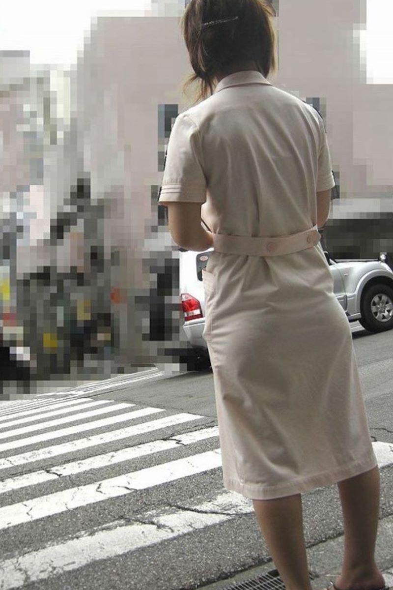 街撮り 素人ナース画像 41