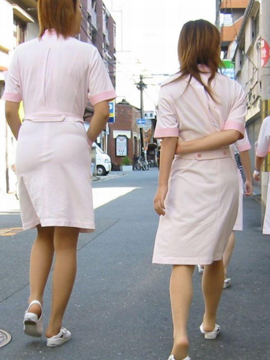 街撮り 素人ナース画像 60