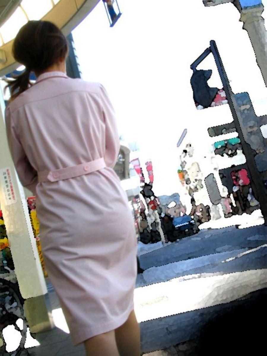 街撮り 素人ナース画像 63