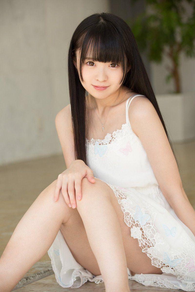 瀬名きらり 可愛すぎる童顔美少女のAVデビュー画像