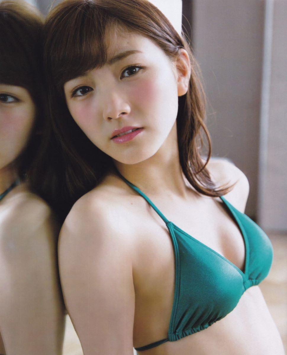 AKB 岡田奈々 エロ画像 91