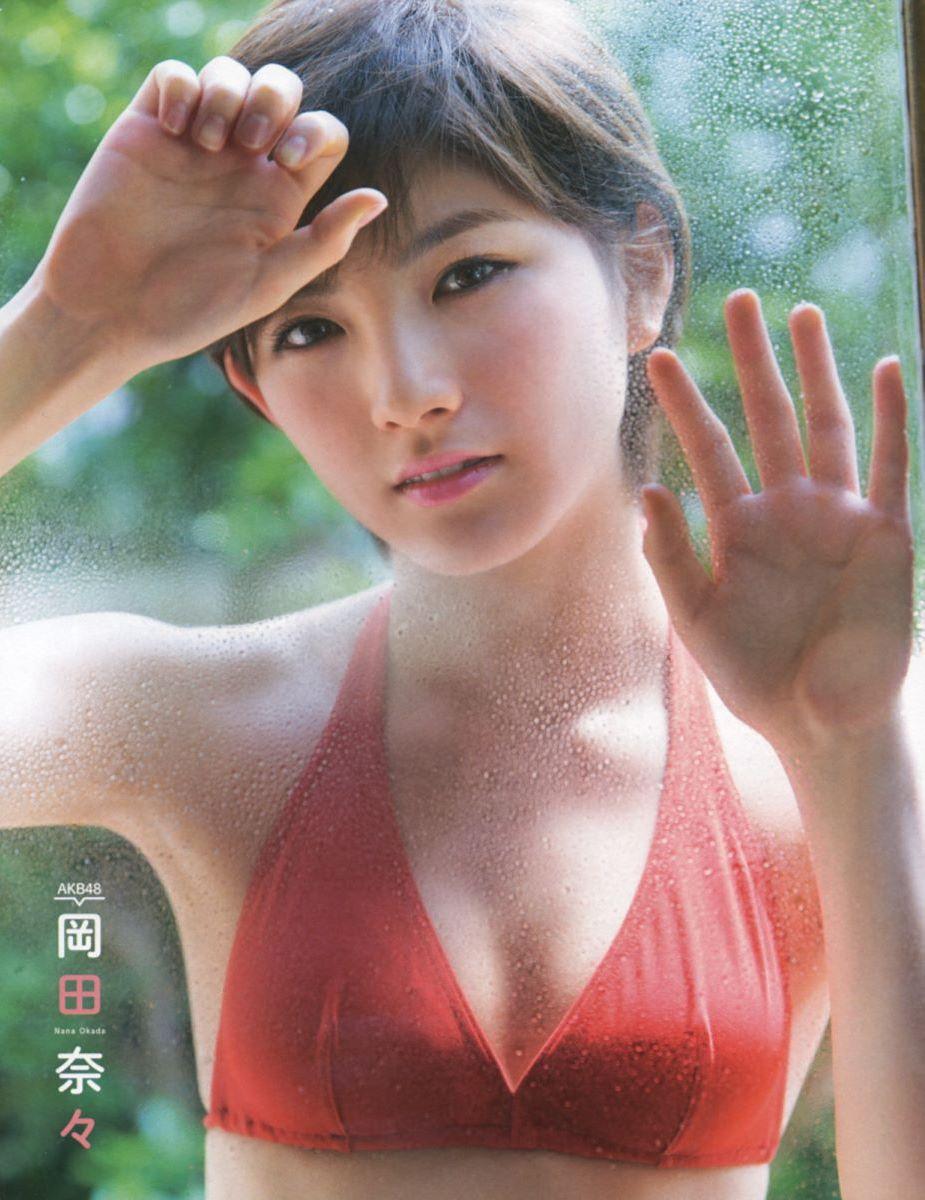 AKB48 岡田奈々 画像 4
