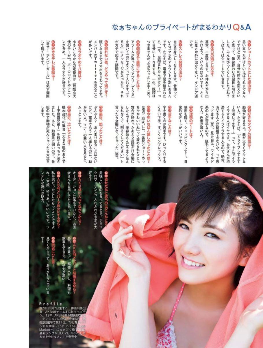 AKB48 岡田奈々 画像 32