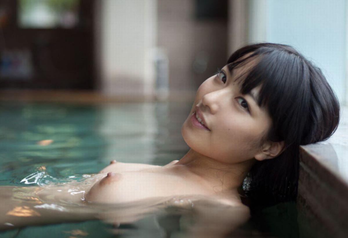 温泉 ヌード画像 145