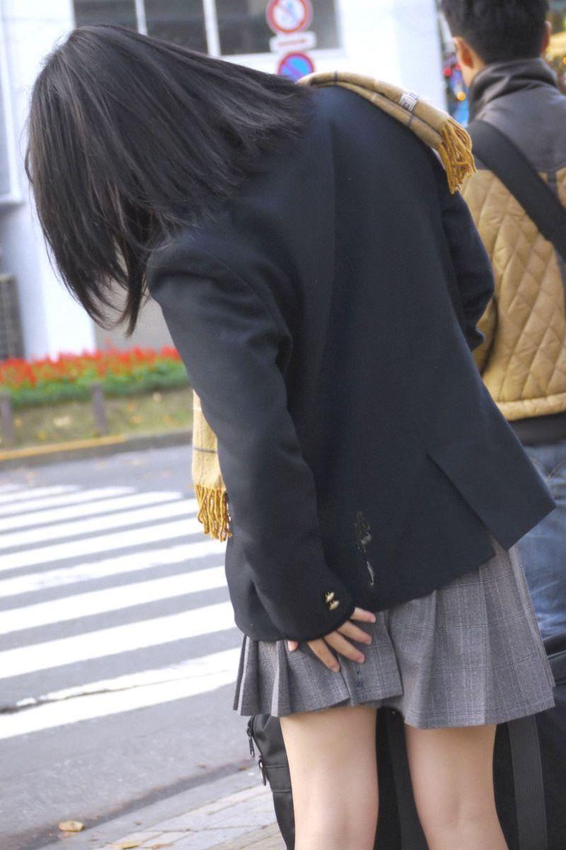 制服JK ぶっかけ画像 25