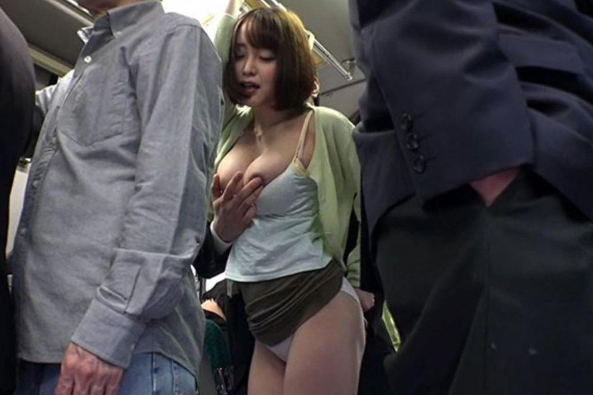 痴漢 エロ画像 185