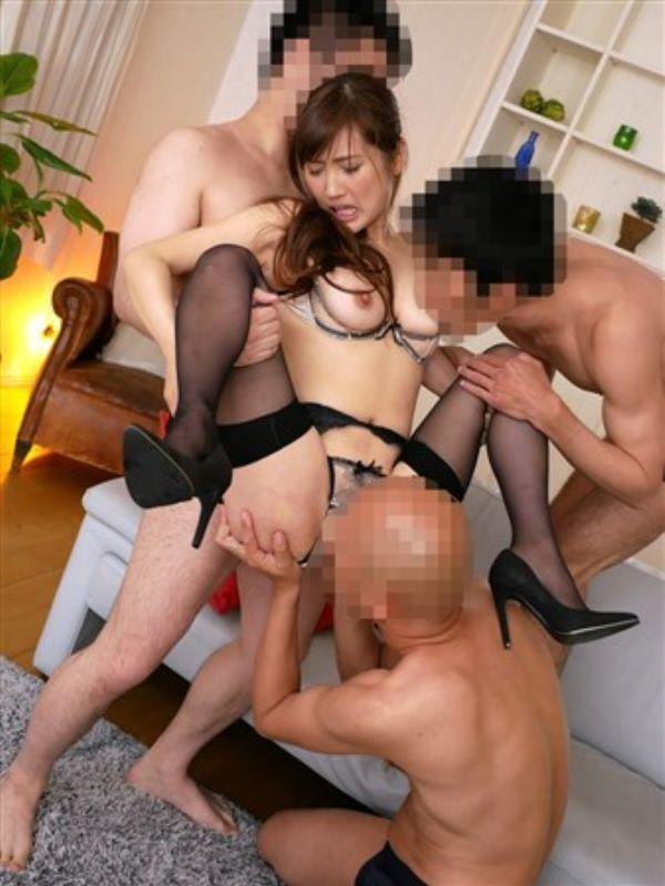 榎本美咲 中出し セックス画像 65