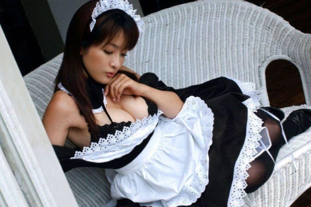 メイド コスプレ エロ画像 11