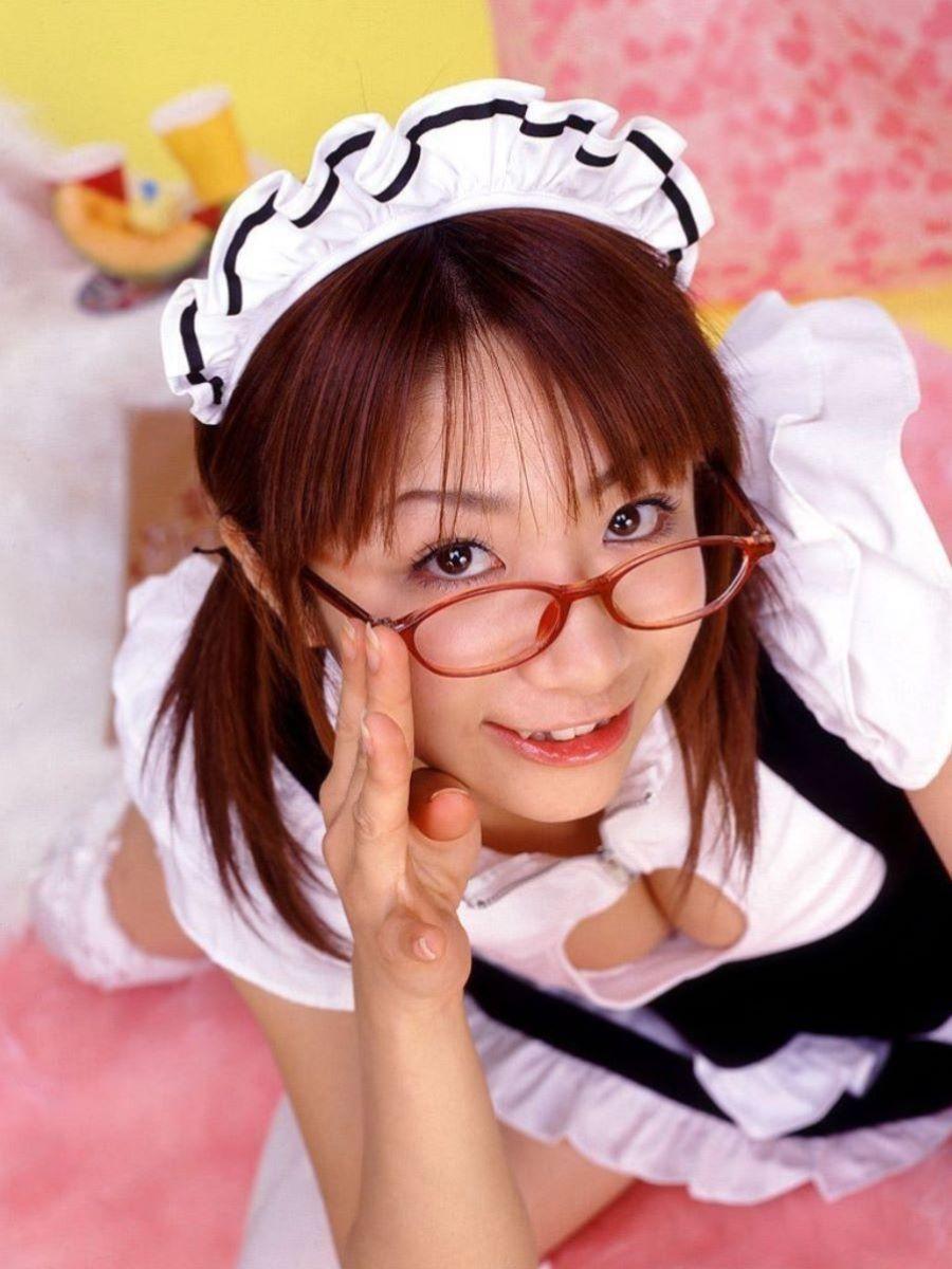 メイド コスプレ エロ画像 30