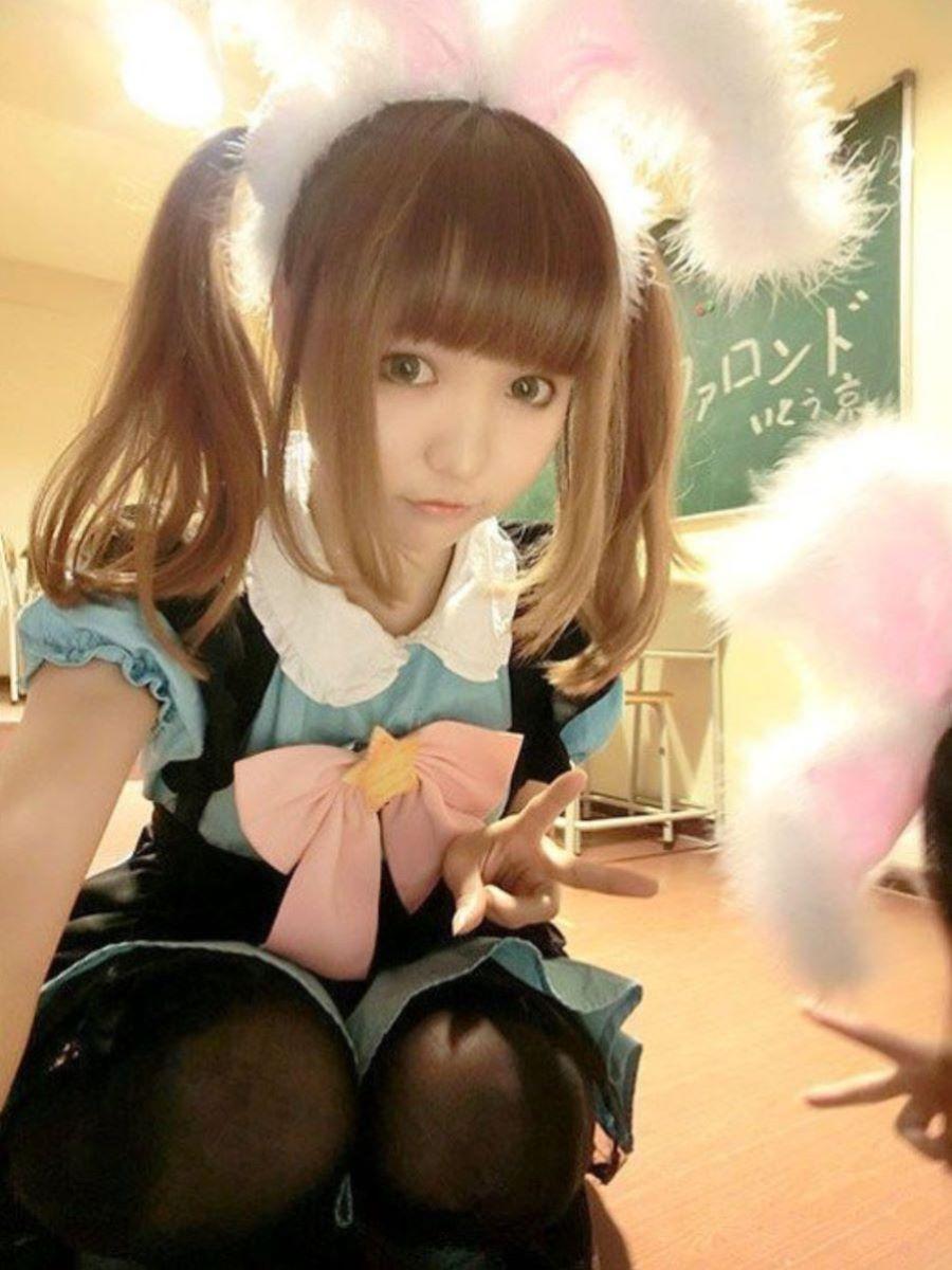 メイド コスプレ エロ画像 43