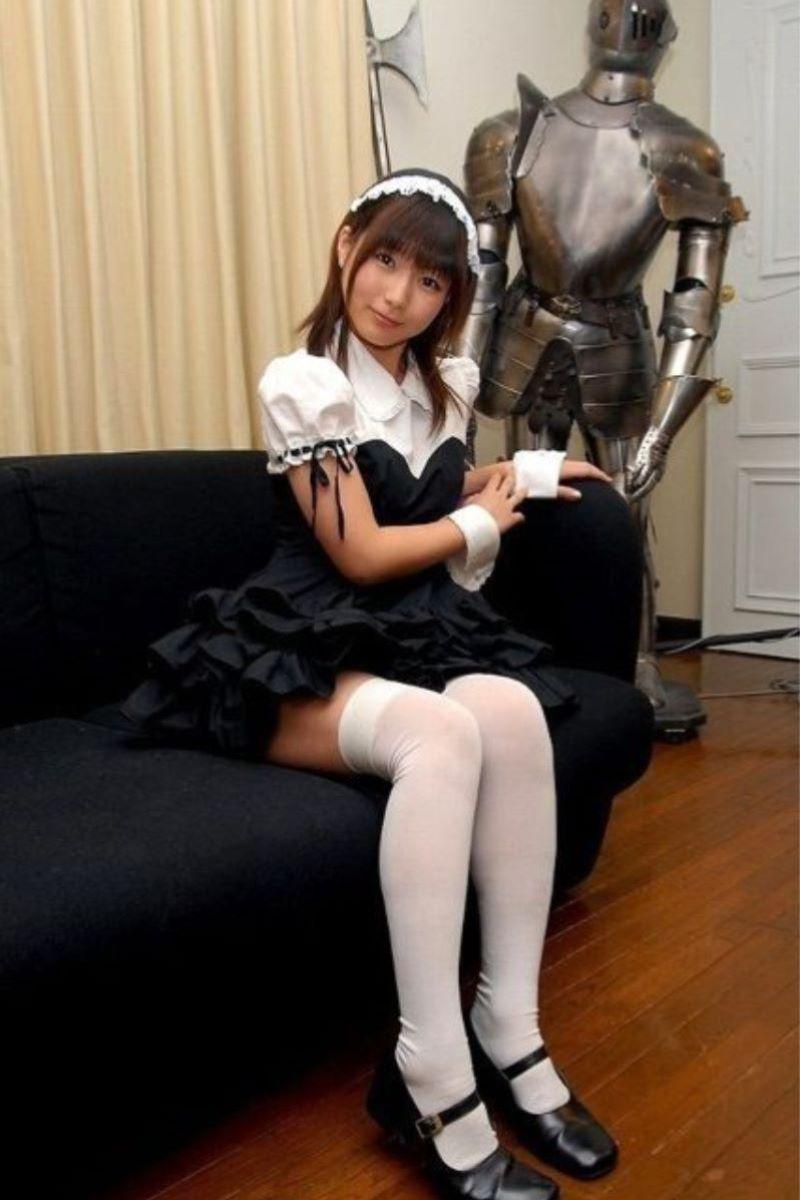 メイド コスプレ エロ画像 143