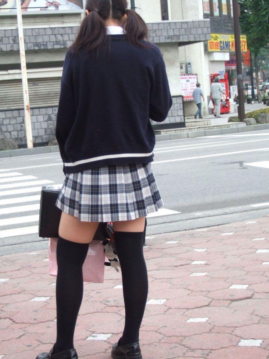 制服 ニーハイ 画像 5