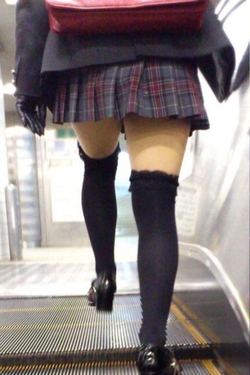 制服 ニーハイ 画像 68