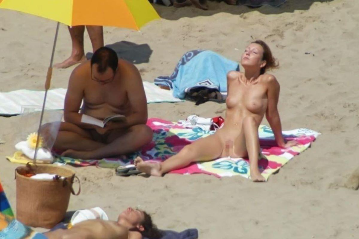 ヌーディストビーチ 画像 133