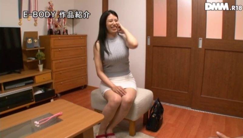 巨乳人妻スイマー 喜山エリカ 画像 26