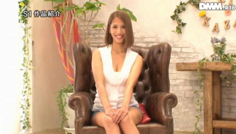 ハーフ美女 風間リナ 画像 19