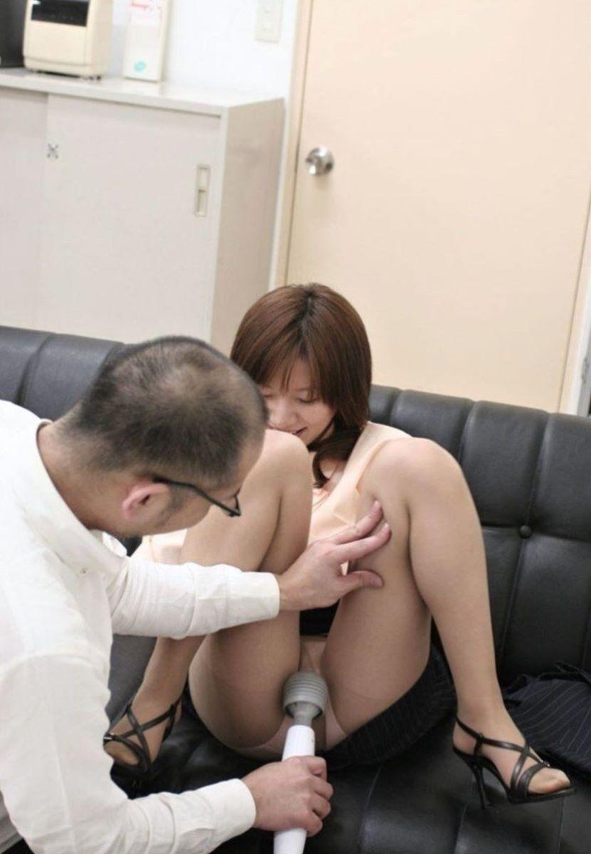 クリトリス 電マ責め 画像 164