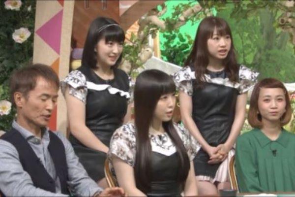 モー娘 乳首ポッチ ノーブラ テレビ エロ画像 2