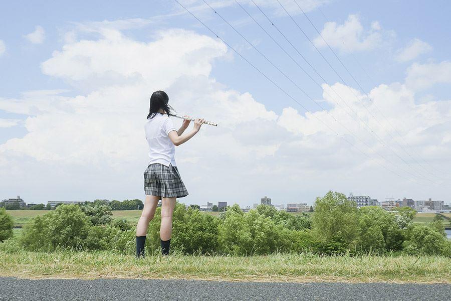 フルート女子 河原かえで 画像 6