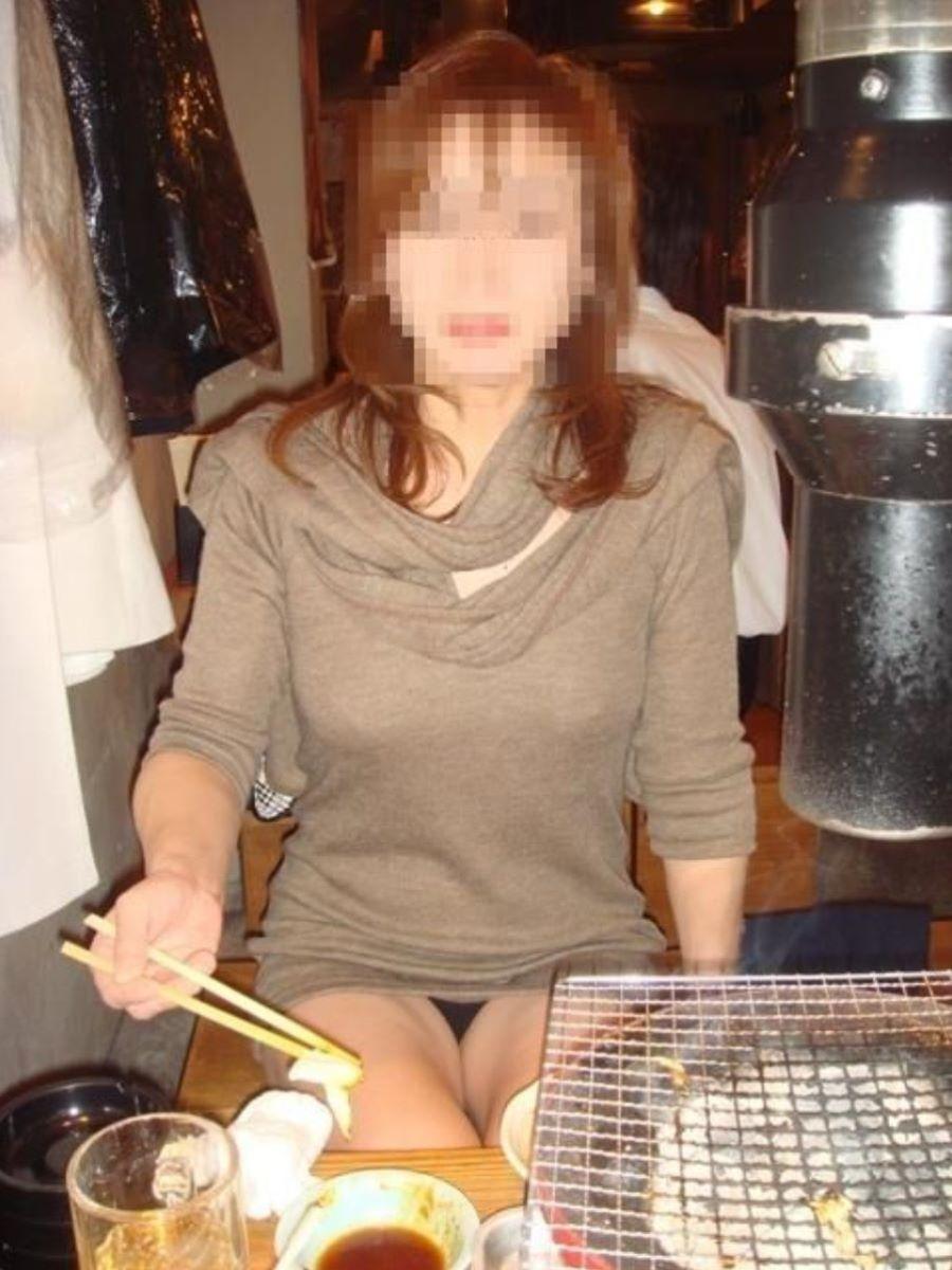 素人 胸ポチ 画像 127
