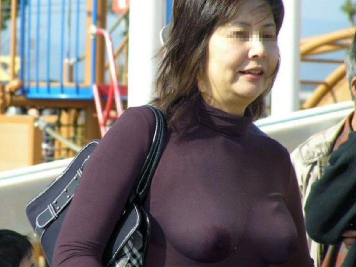 素人 胸ポチ 画像 154