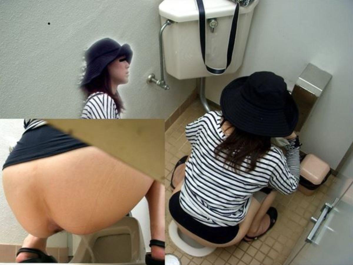 トイレ盗撮 画像 5