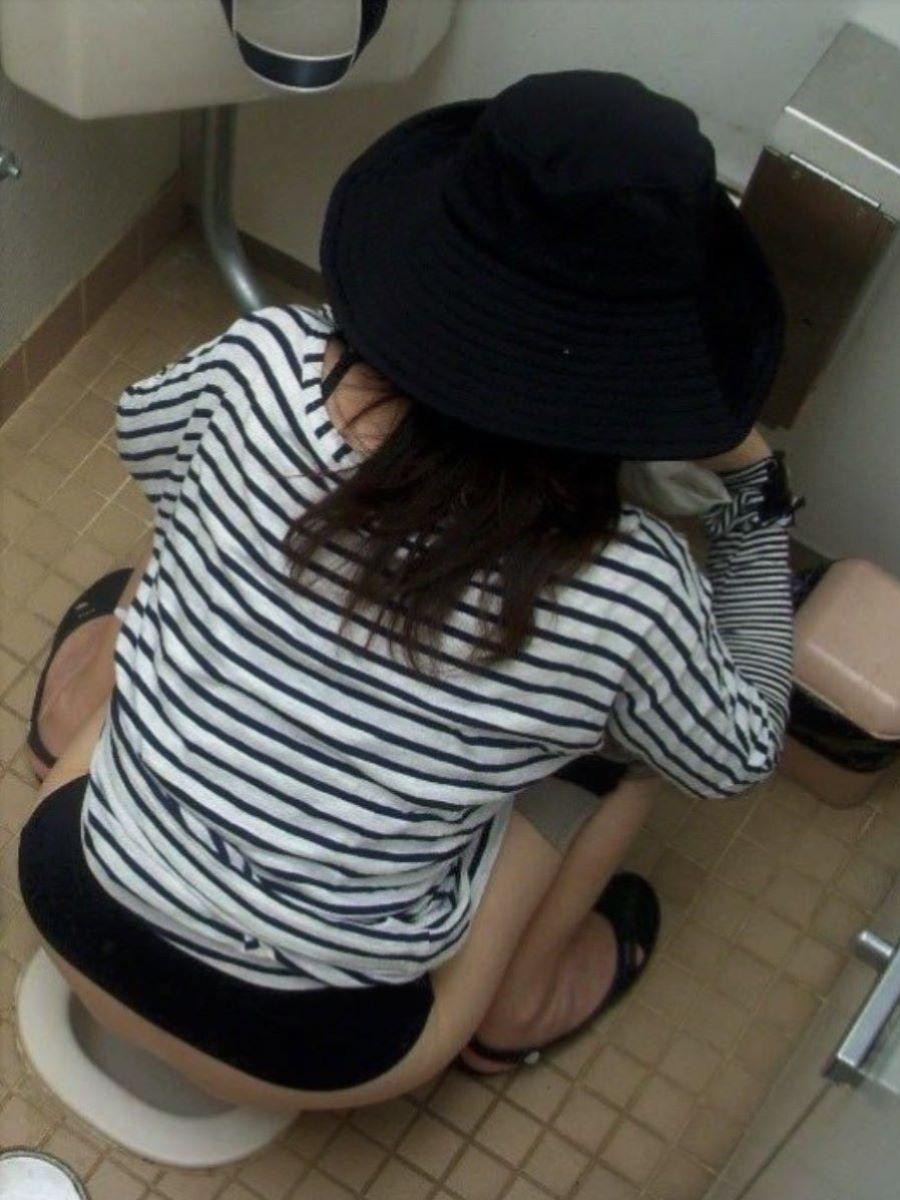 トイレ盗撮 画像 6