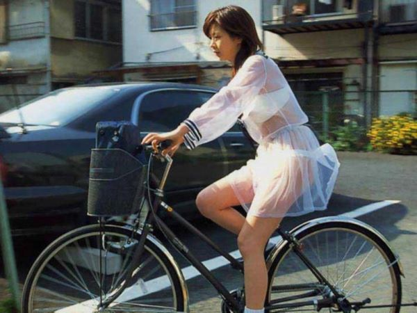 JK 制服 透ける シースルー エロ画像 2
