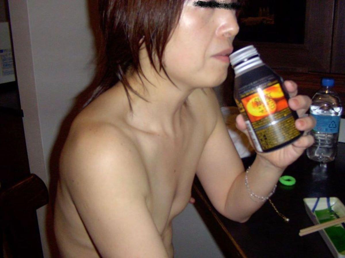 素人 貧乳熟女 エロ画像 67