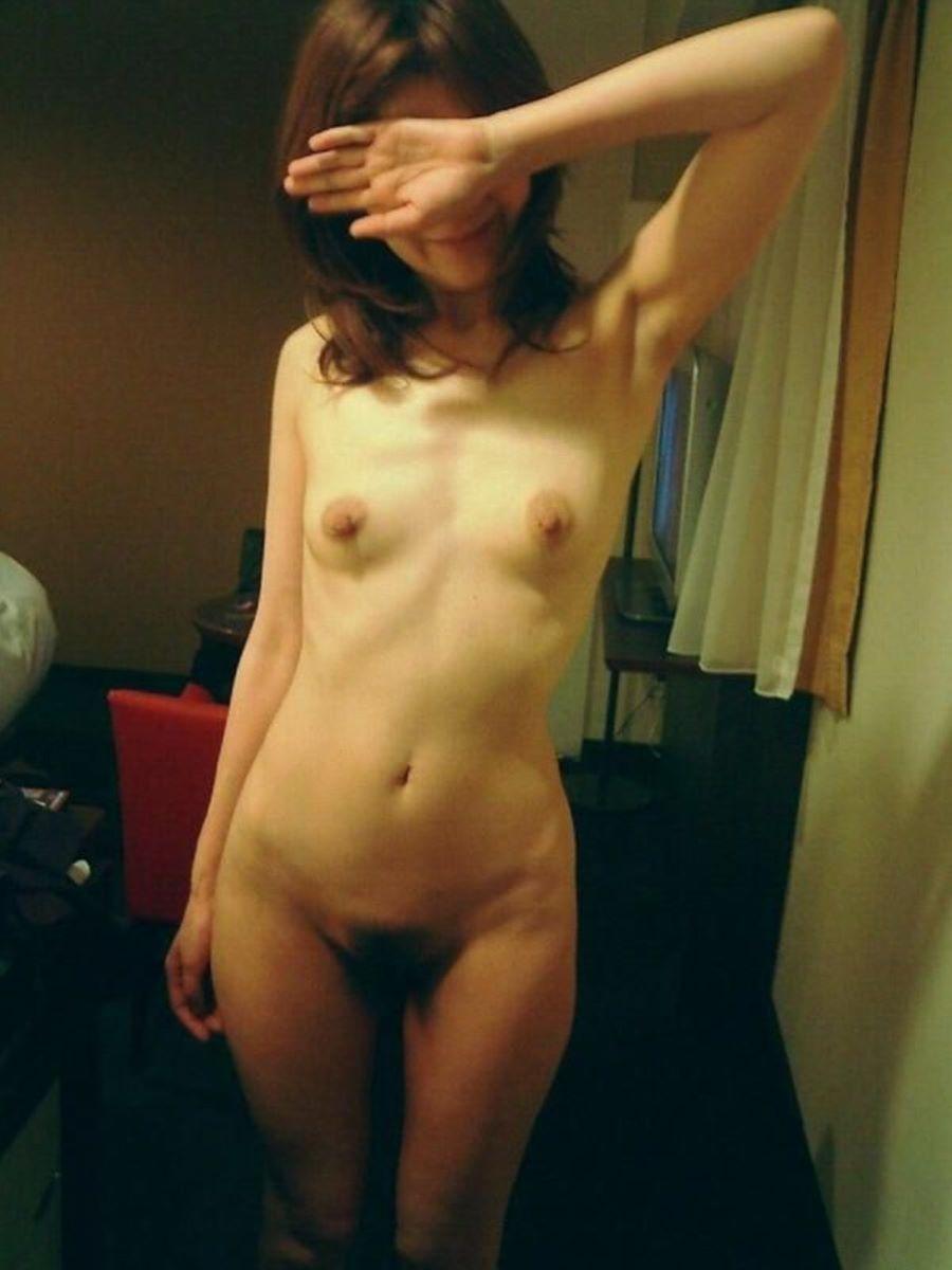 素人 貧乳熟女 エロ画像 130