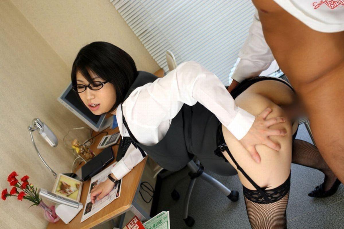 OL セックス 画像 9