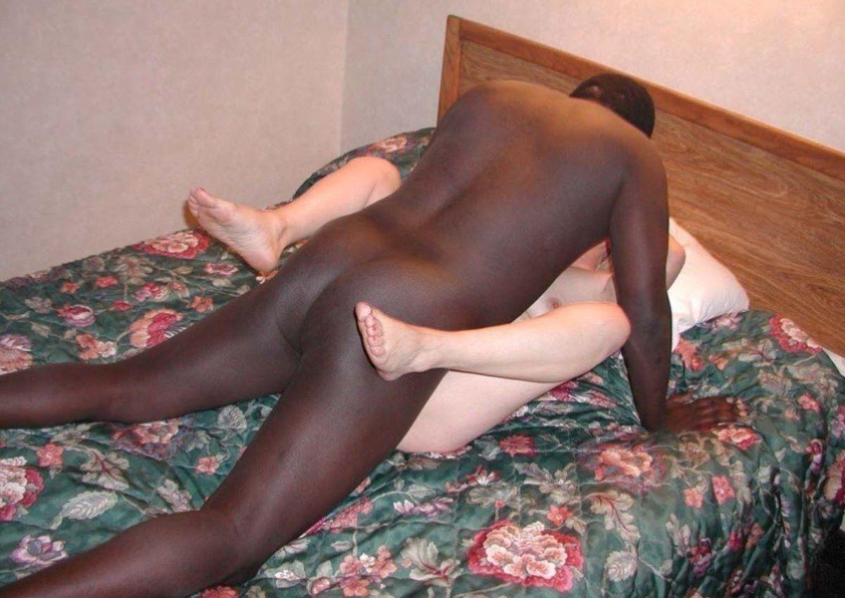 黒人 セックス 画像 11