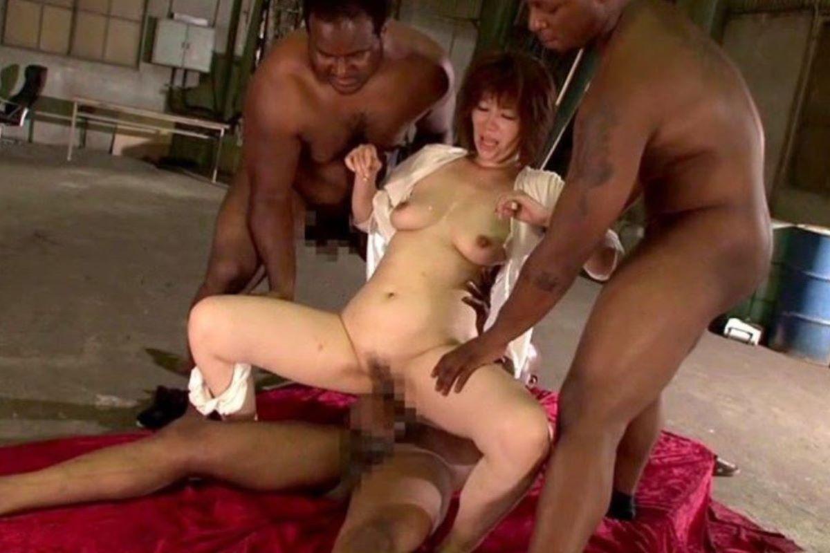 黒人 セックス 画像 121