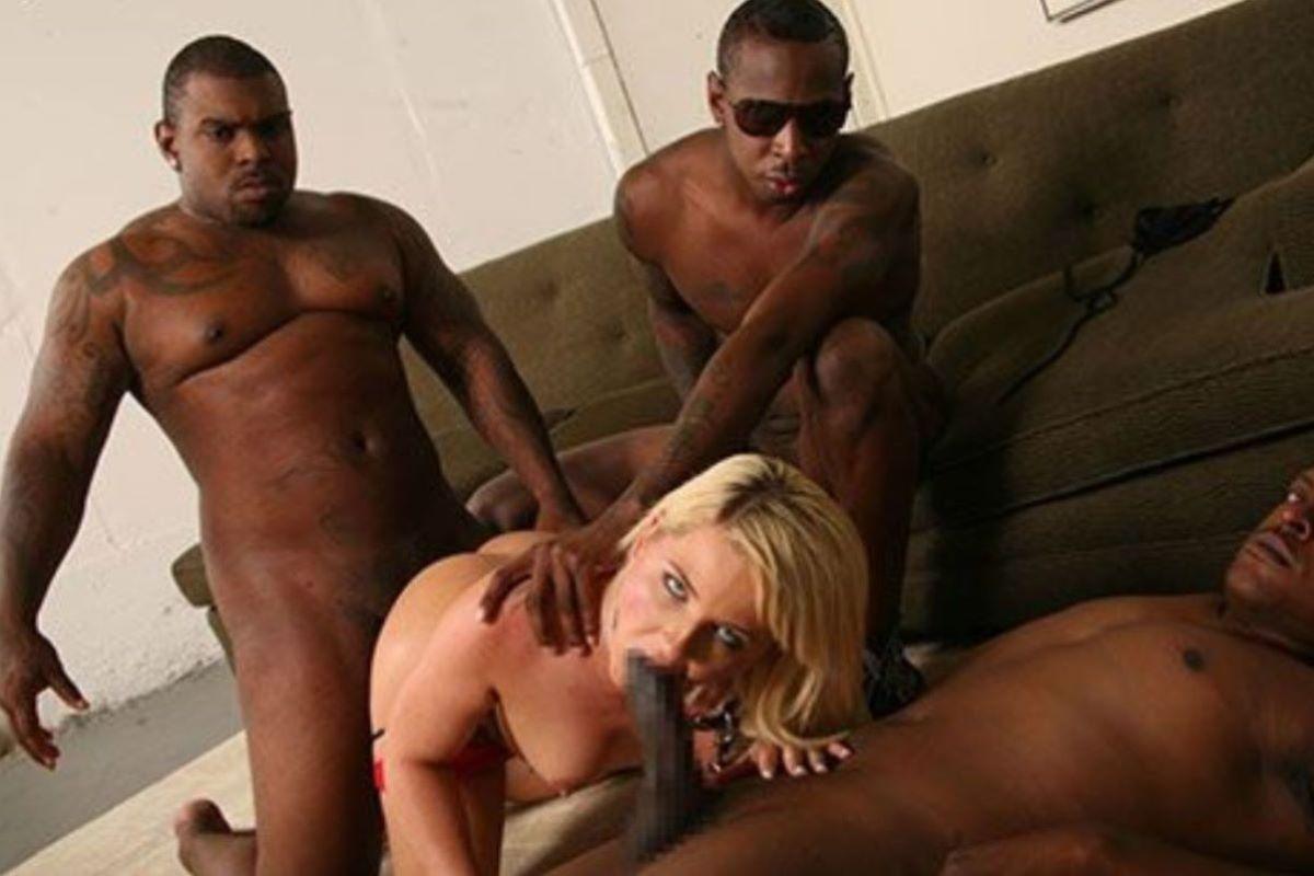 黒人 セックス 画像 132
