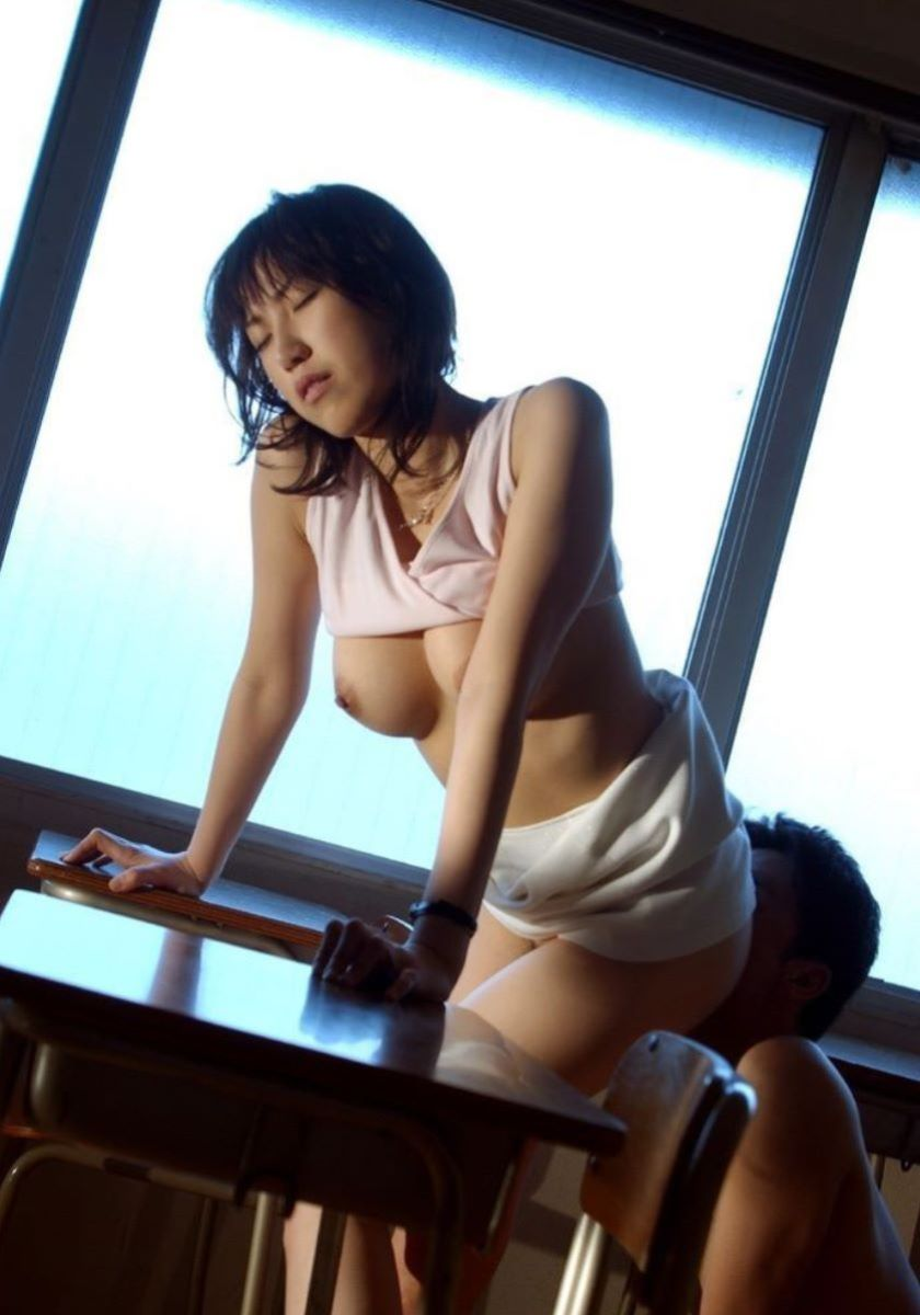 女教師 セックス 画像 87