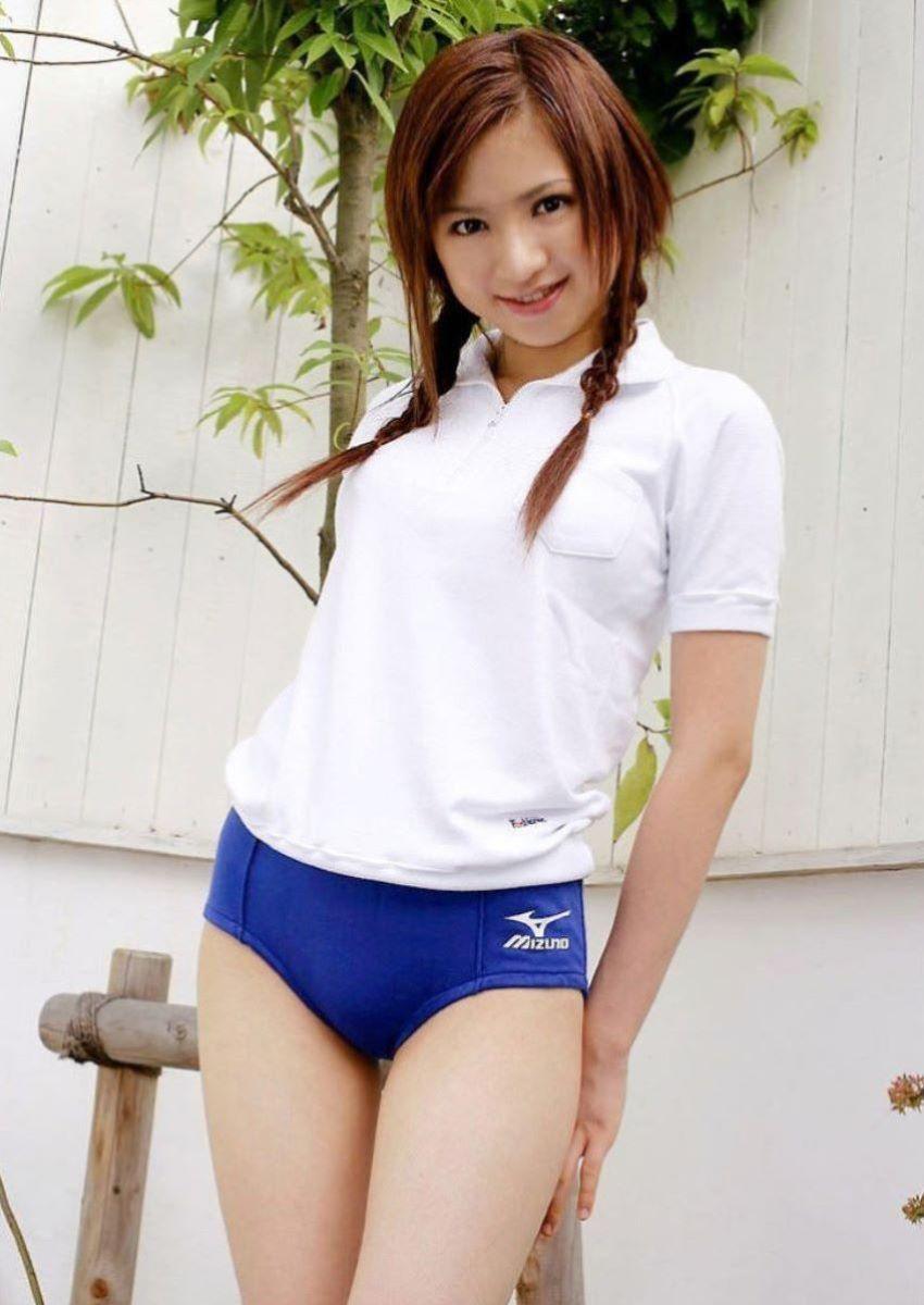 ブルマ 体操服 エロ画像 109