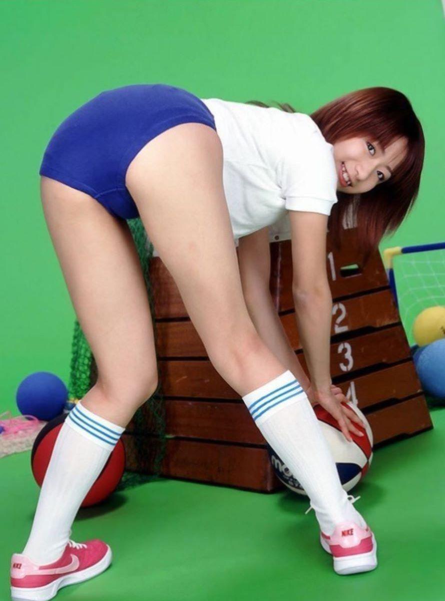 ブルマ 体操服 エロ画像 174