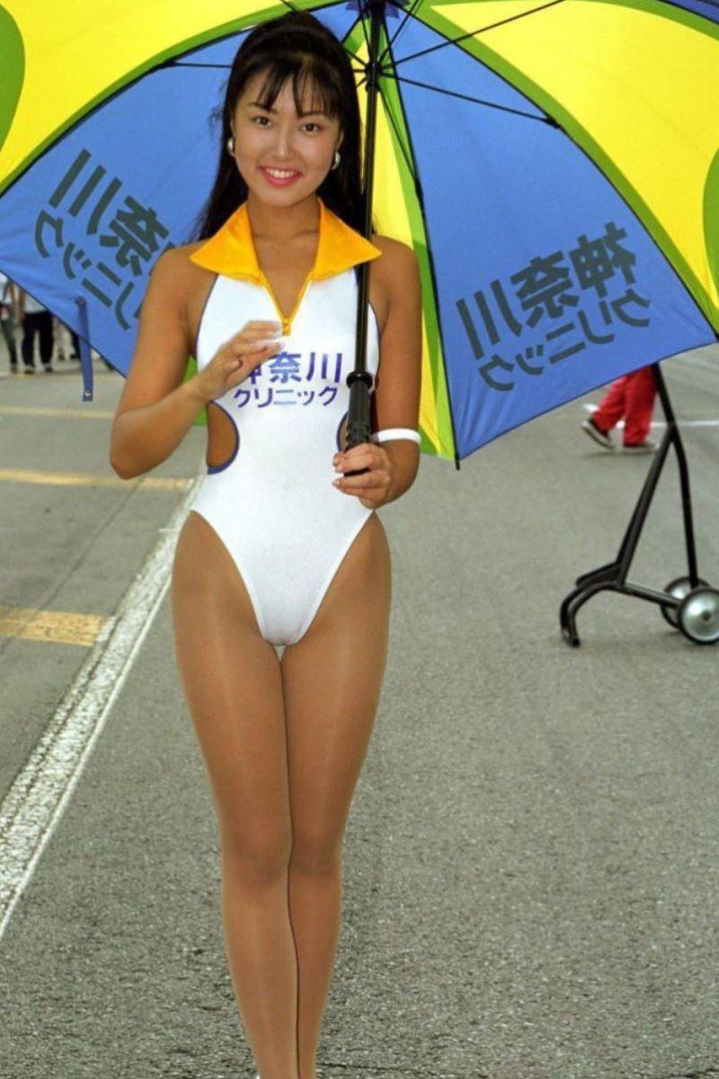 ハイレグ レースクイーン エロ画像 2